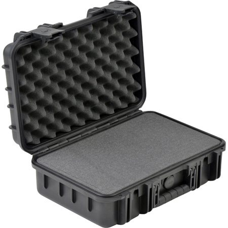 SKB 3I-1610-5B-C Waterproof Case with Cubed Foam 16x10x5-1/2