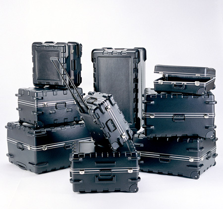 SKB 3SKB-1914MR (Military Retractable) Handle Case