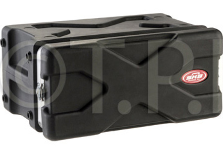 SKB 1SKB-XRACK4 4 Space Rotomold X Rack