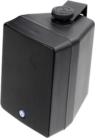 Atlas SM42T-B 4in 2-Way 70.7V All Weather Speaker -Black