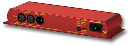 Sonifex RB-SM1 Single Stereo to Mono Converter