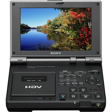Sony Gv Hd700 Hdv Video Walkman Vcr