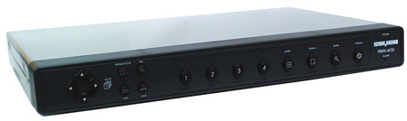 Speco RMX4CD 4 Channel Color Triplex Multiplexer