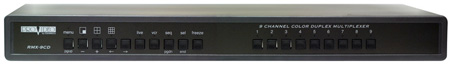Speco RMX9CD 9 Channel Color Duplex Multiplexer
