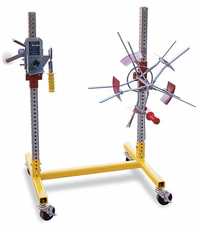 Spoolmaster SMP-WMC-16 Cable Measure and Coil Stand