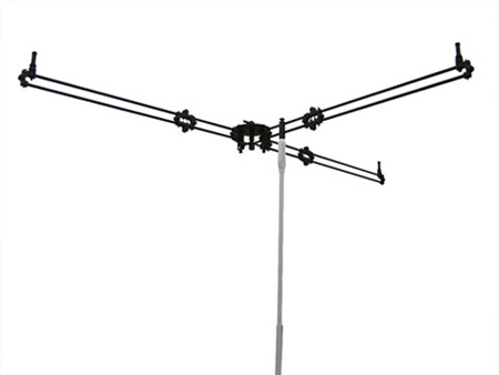 Sabra-Som SDT Three Mic Decca Tree with Variable Angles