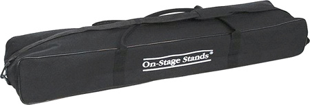 Heavy Duty Nylon Speaker Stand Bag Holds Two Stands