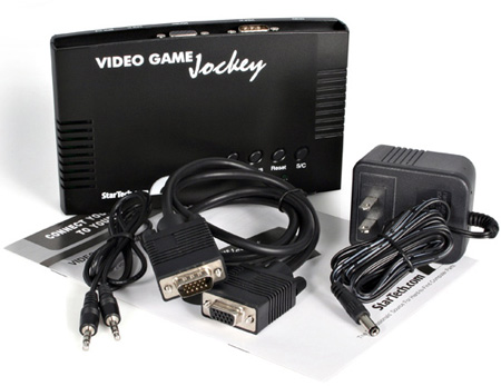 Video Game Jockey - Play Console Video Games on your Computer Monitor