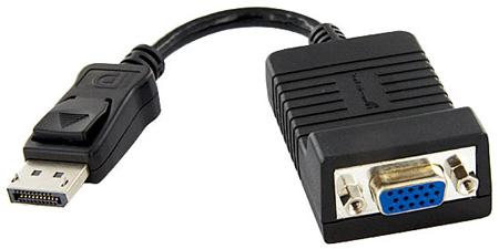 StarTech DP2VGA DisplayPort to VGA Video Adapter