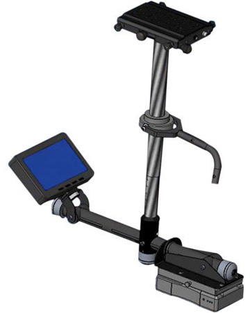 Steadicam Pilot Camera Stabilizer with AA Battery Pack