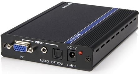Startech VGA2HDMIPRO Professional VGA to HDMI Audio Video Converter