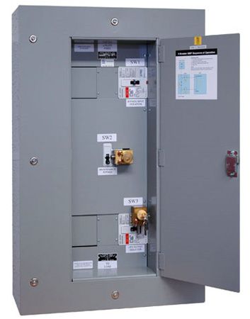 Tripp Lite SU40KMBPK Three Breaker Maintenance Bypass Panel