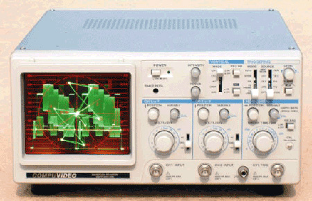 Waveform Monitor/Vectorscope