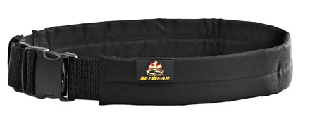 SetWear SW-05-520 2 Inch Padded Belt L/XL