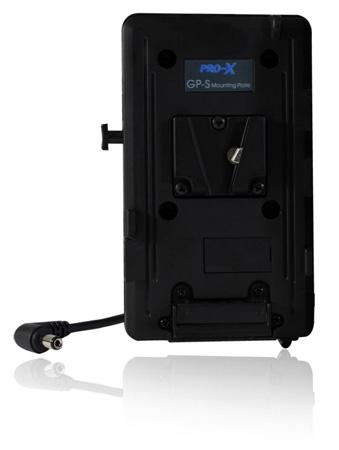 Core SWX SWT-GP-S-BMCC V Mount Plate for Black Magic Cinema Camera