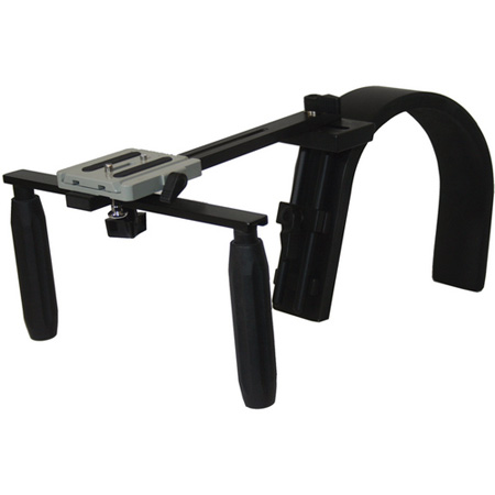 Switronix HDV-PRO Camera Shoulder Support System w/ 3 Stud Plate
