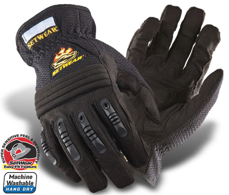 SetWear SWX-05-007 EZ-Fit Extreme Glove - X-Small