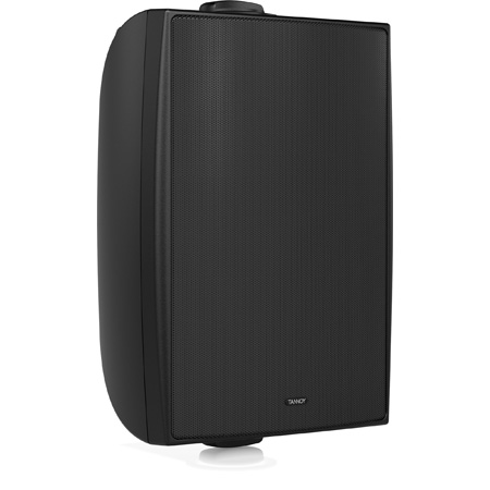 Tannoy DVS 6 Ultra-Compact Surface-Mount Loudspeaker - Black