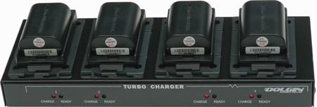 Dolgin TC40-DSLR-C For LP-E6 Battery Packs for Canon EOS 5D Mark II 7D & 60D