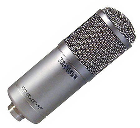 Nady TCM-1050 Vacuum Tube Condenser Microphone