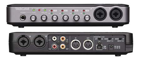TASCAM US-600 Audio Interface Driver for Windows Download