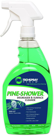 Techspray 1502-QT Pine-Shower Degreaser & Surface Cleaner 1 Quart