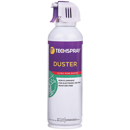 Techspray 1671-10S Envi-Ro-Tech HFC-134a Non-Flammable Duster 10 Ounce