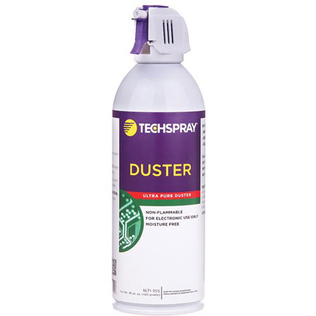 Techspray 1671-15S Envi-Ro-Tech HFC-134a Non-Flammable Duster 15 Ounce