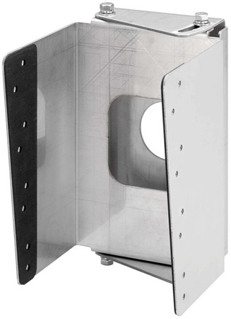 TOA Electronics SR-TB4WP Outdoor Wall Tilt Bracket