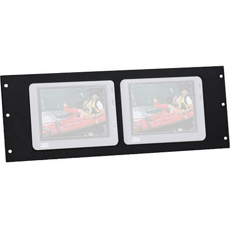 ToteVision RM-642 EIA Standard 19 In. 4 RU Rackmount Kit for 2 LCD-642