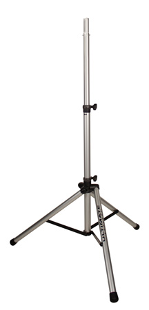 3 Foot 6 Inch to 6 Foot 7 Inch Silver Speaker Stand (No Bag)
