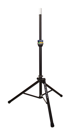 Ultimate Support TS-90B TeleLock Series Lift-assist Aluminum Speaker Stand