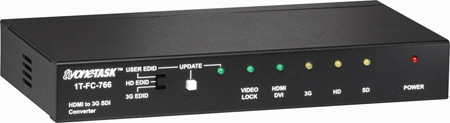 TV One 1T-FC-766 HDMI to 3G SDI Converter