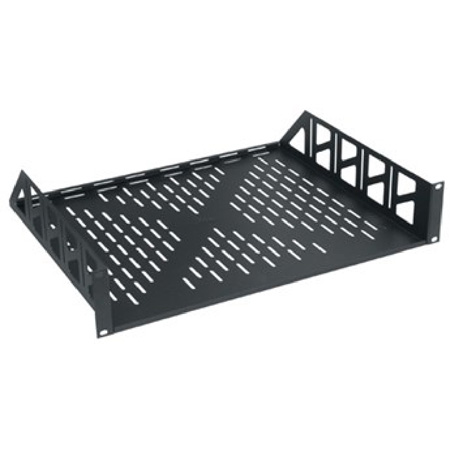 Middle Atlantic U3V Vented Utility Shelf (3 Space)
