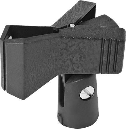 Ultimate Support JS-MC1 JamStands Clothespin-Style Mic Clip