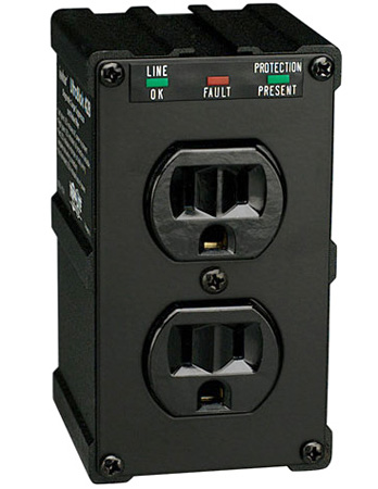 Tripp Lite ULTRABLOK428 Direct Plug-In Isobar Surge Suppressor