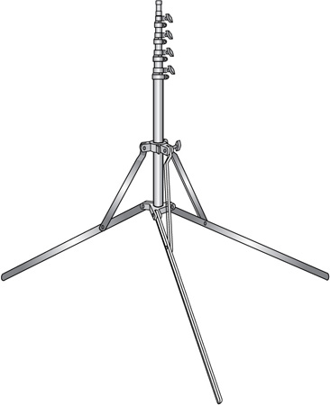 Lowel UN-55 Uni-TO Light Stand