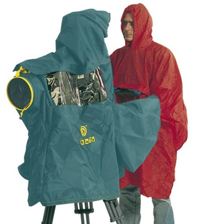Kata Broadcast Rain Cover