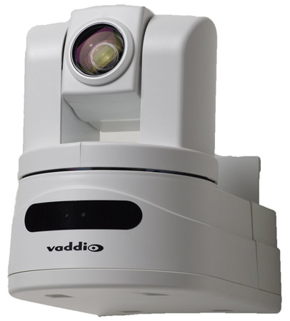 Vaddio 999-6945-000 WallVIEW HD-19 PTZ Camera - Black