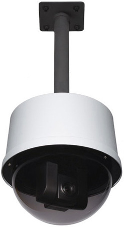 Vaddio 998-9200-200 DomeVIEW HD Outdoor Pendant Dome Enclosure for Vaddio HD-20/HD-19/HD-18