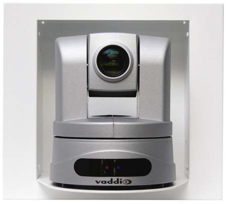 Vaddio 999-2225-018 In-Wall Enclosure for HD-20