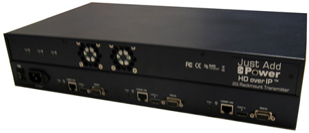 Just Add Power VBS-HDMI-439A 2G Rackmounted Transmitter