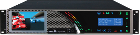 ViewCast Niagara 7550 HD Content to Broadband Streaming Video Encoder