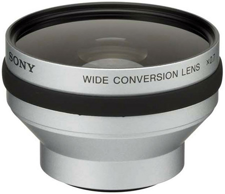 Sony Wide Conversion Lens for BRC-300