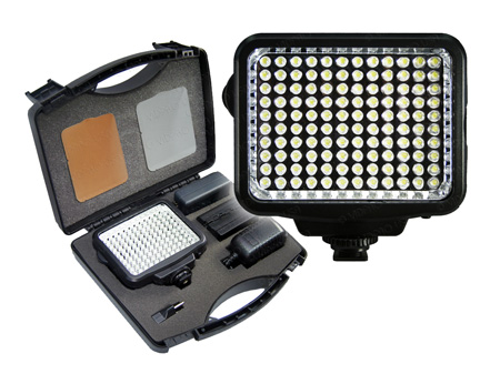 Vidpro K-120 Professional Photo & Video LED Light Kit