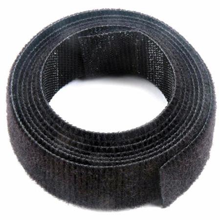 VELCRO® Brand ONE-WRAP® 3/4-Inch x 12 Foot Roll - Black