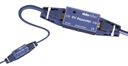 Datavideo VP-314 Inline DV Repeater