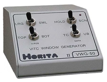 Horita VWG-50 VITC Reader/Window Dub Inserter