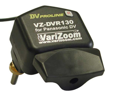 Varizoom Variable Rocker Control for Panasonic AG-DVX100 & DVC80