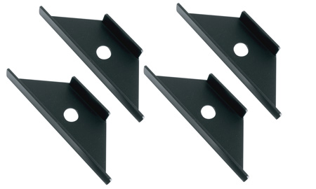 Middle Atlantic WMRK-Z4 Seismic Floor Anchor Brackets for WMRK
